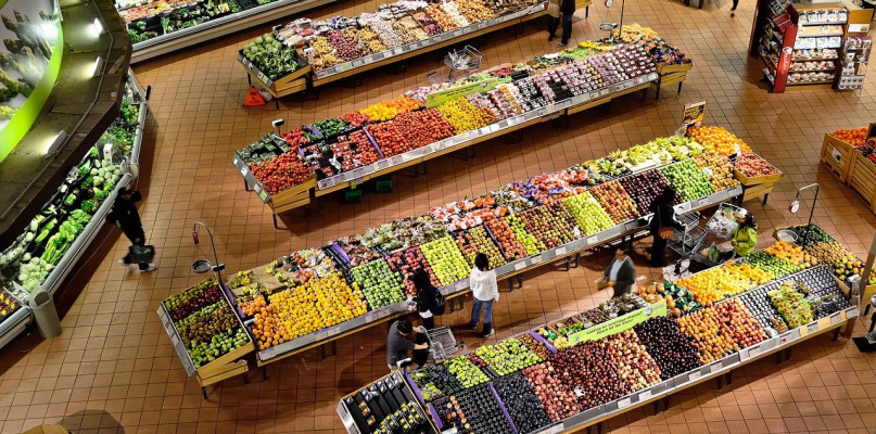 Moda na mądre jedzenie weszła do marketów - Zdjęcie główne