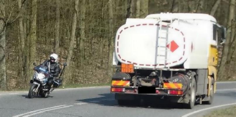 Policyjny motocykl wyjechał na gostynińskie drogi - Zdjęcie główne