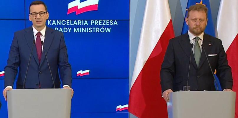 Premier wprowadza zakaz wychodzenia z domów! - Zdjęcie główne