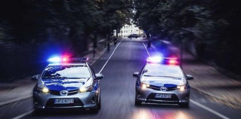 Rekordowe poparcie dla działań policji - Zdjęcie główne