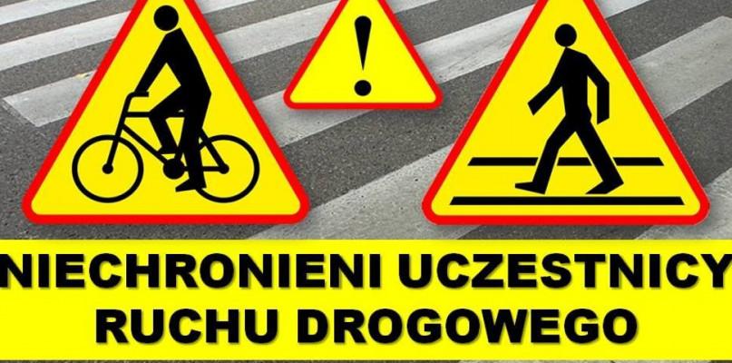 Policja ostrzega: uwaga na uczestników ruchu drogowego - Zdjęcie główne