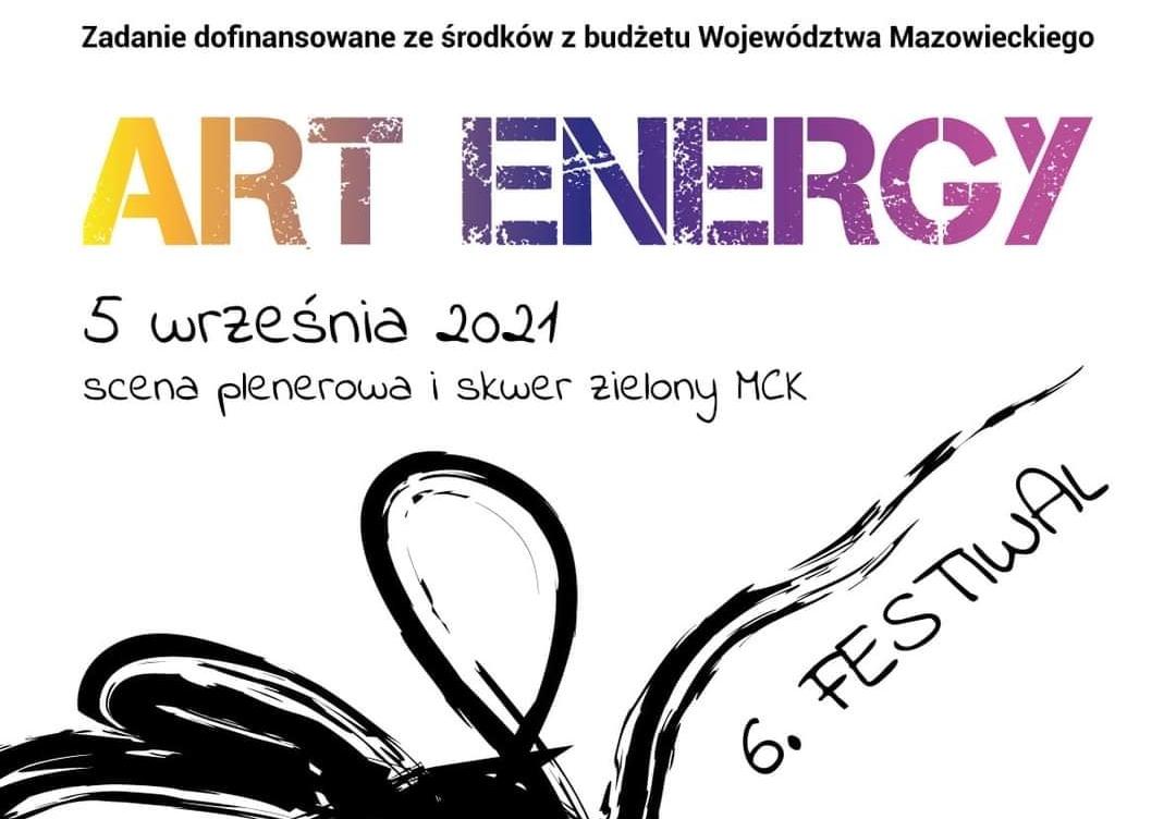 Art Energy już w ten weekend! - Zdjęcie główne