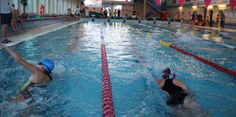 Międzyszkolne Zawody Pływackie za nami - Zdjęcie główne