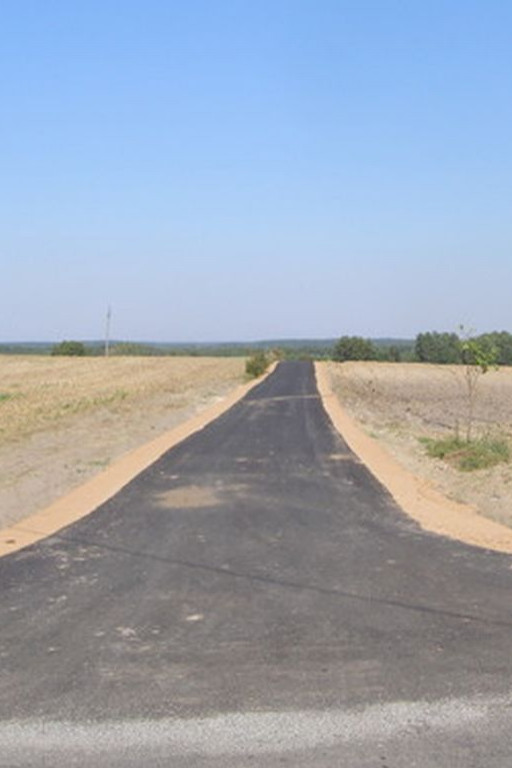 Trwają prace modernizacyjne dróg na terenie Gminy Gostynin - Zdjęcie główne