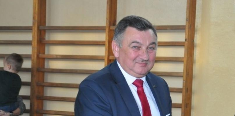 Krzysztof Woźniak ponownie wójtem gminy Pacyna - Zdjęcie główne