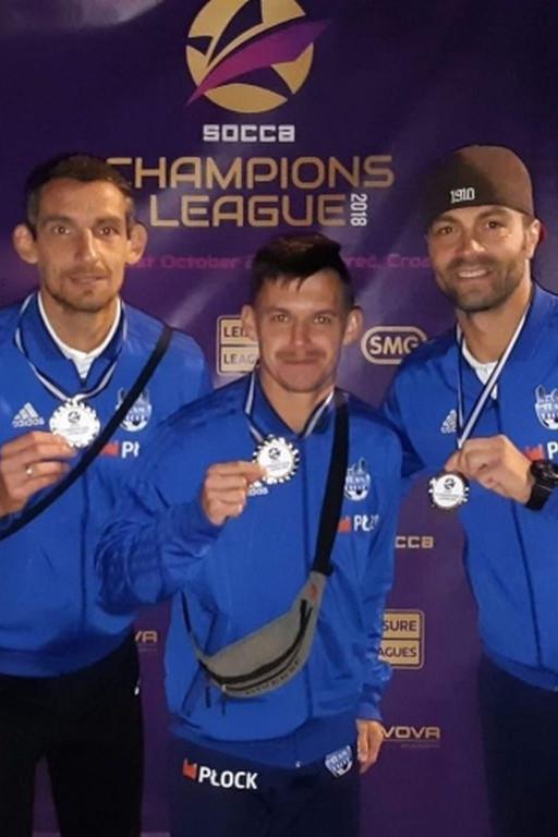 Trzech zawodnikach Mazura klubowymi Wicemistrzami Europy! - Zdjęcie główne