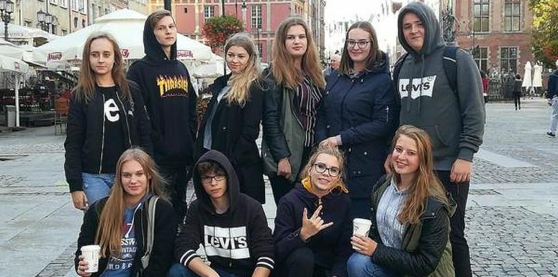 [ZDJĘCIA] Gostynińscy licealiści zwiedzili Trójmiasto - Zdjęcie główne