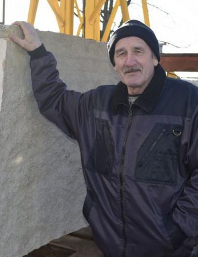 Gostyniński rzeźbiarz planuje pokonać... Michała Anioła - Zdjęcie główne