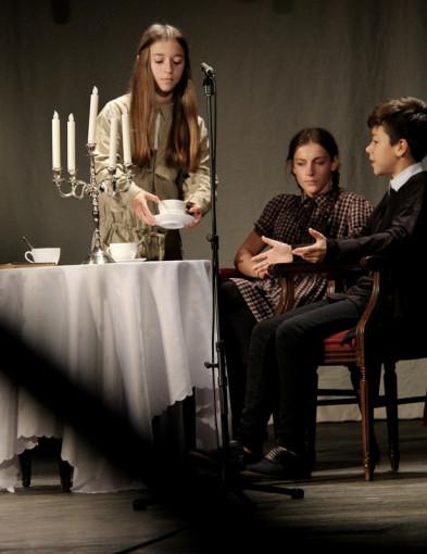 Grupa teatralna z Gostynina wystawi spektakl w Warszawie - Zdjęcie główne