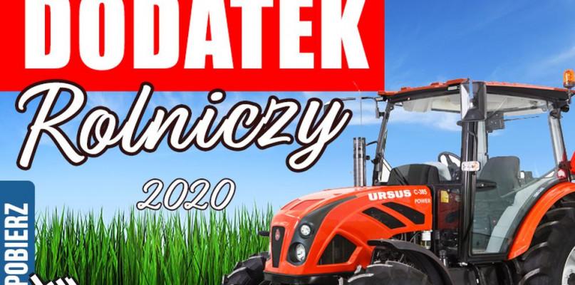 Dodatek Rolniczy 2020 - Zdjęcie główne