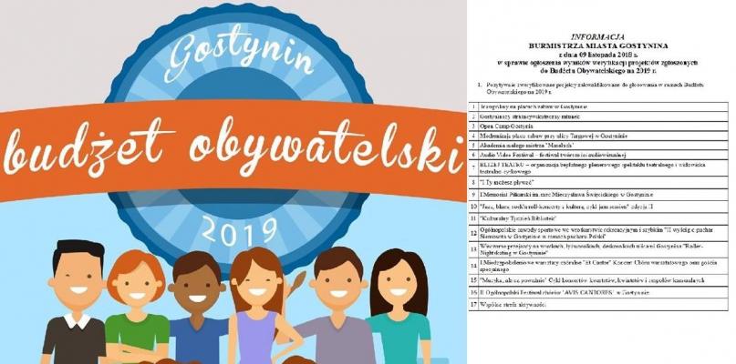 Rusza głosowanie na projekty Budżetu Obywatelskiego - Zdjęcie główne