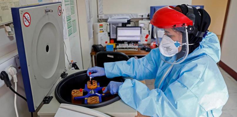 Koronawirus: więcej pacjentów na kwarantannie 27.05.2020 - Zdjęcie główne