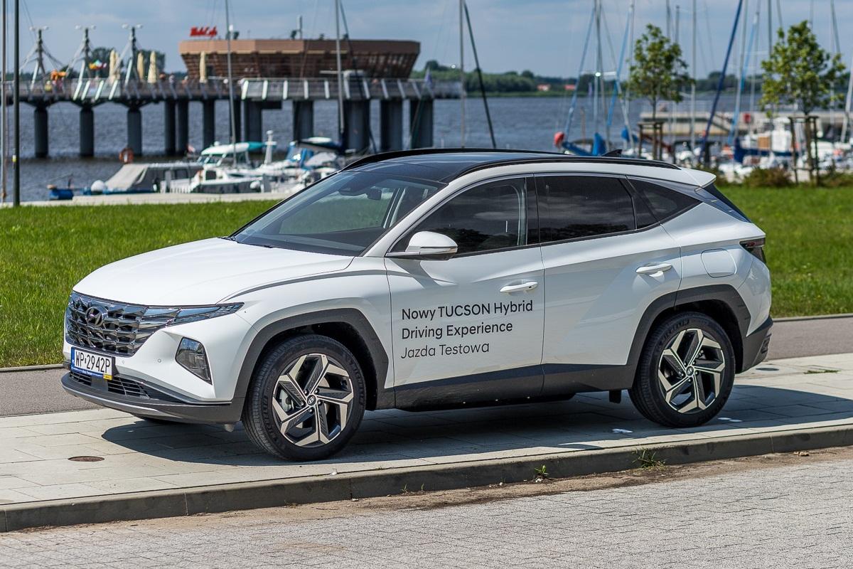 Hyundai Tucson Plug-In (mat. partnerski)  - Zdjęcie główne