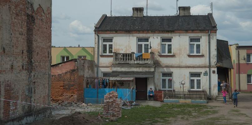 Wielkie wyburzanie w centrum - Zdjęcie główne
