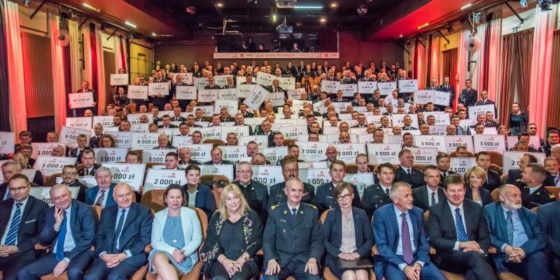 Orlen wspiera strażaków z powiatu gostynińskiego - Zdjęcie główne