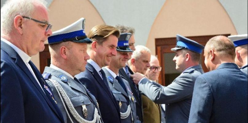Powiatowe obchody Święta Policji w Gostyninie - Zdjęcie główne