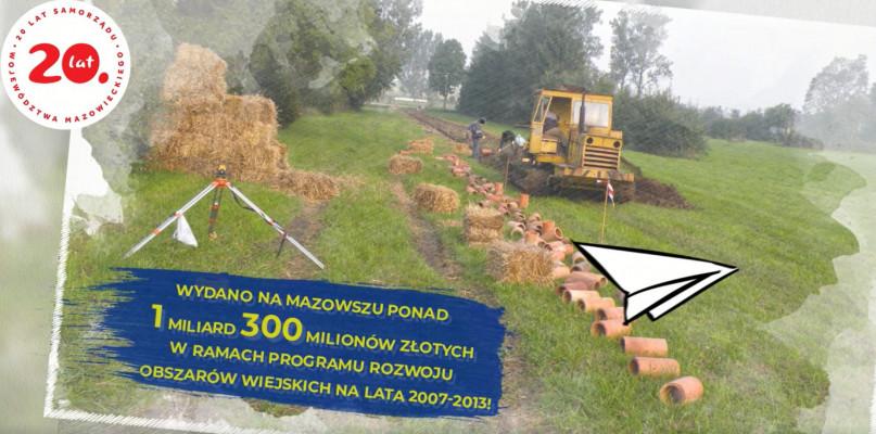"""""""PRO(W)ste historie- 15 lat województwa mazowieckiego w UE""""- PROW 2007-2013 [VIDEO] - Zdjęcie główne"""