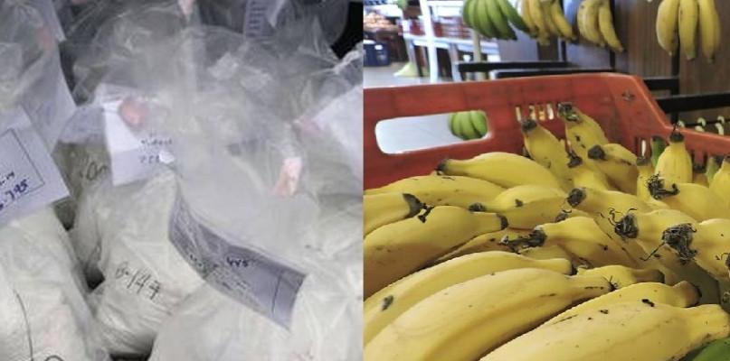 Szok w marketach: kokaina ukryta w bananach! - Zdjęcie główne