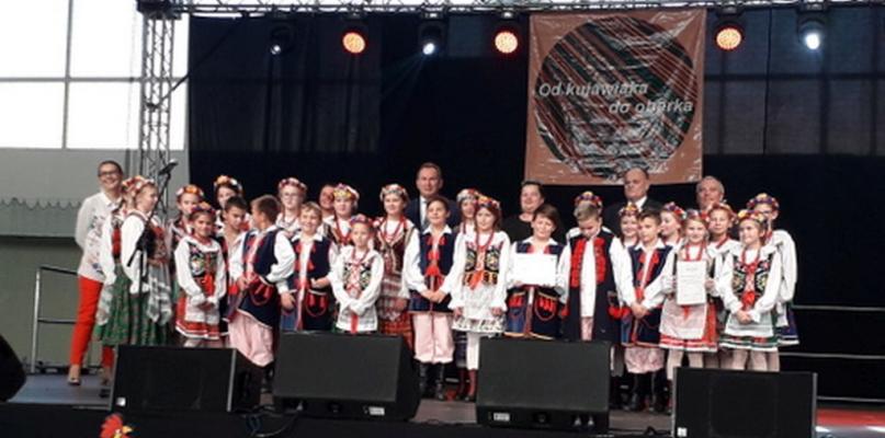 """Promyki Lucienia na 13. Festiwalu """"Od kujawiaka do oberka"""" - Zdjęcie główne"""