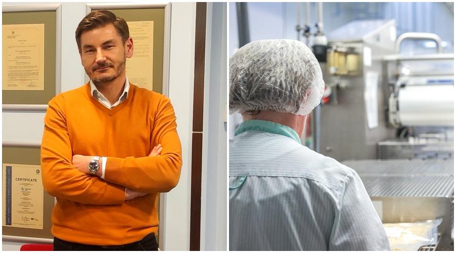 """Kutnowska firma z nowym dyrektorem. """"To dla mnie zaszczyt i odpowiedzialność"""" - Zdjęcie główne"""