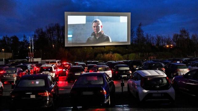 Ekrany zalane betonem, czyli inicjatywa vs. przepisy. Co z kinem samochodowym w Kutnie?  - Zdjęcie główne