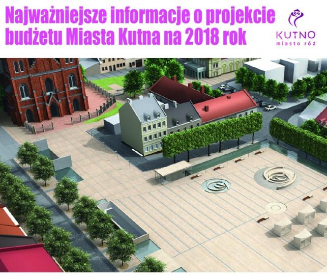 Budżet Miasta Kutna na rok 2018 - Zdjęcie główne