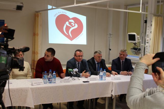 Powstanie poradnia kardiologiczna w szpitalu - Zdjęcie główne