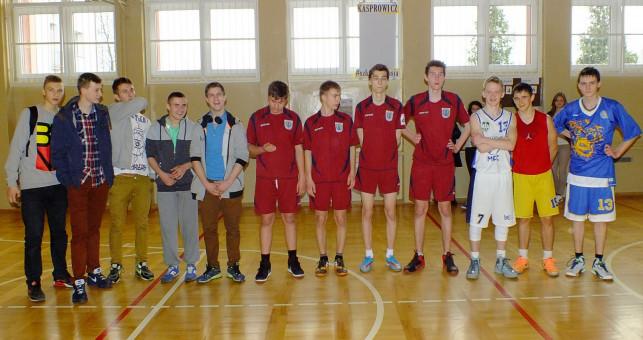 Gimnazjum nr 1 wygrywa Caspro-Basket Cup - Zdjęcie główne