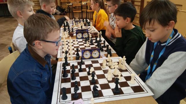 Mistrzostwa w szachach na szczeblu powiatowym zakończone  - Zdjęcie główne