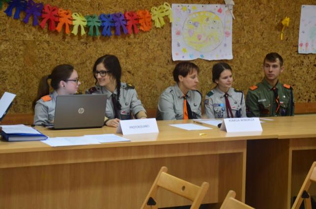 """""""Jestem harcerzem"""", czyli zjazd Hufca ZHP Kutno - Zdjęcie główne"""
