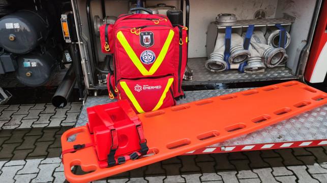 Strażacy mają powody do radości. Ten sprzęt będzie służył przez lata! - Zdjęcie główne