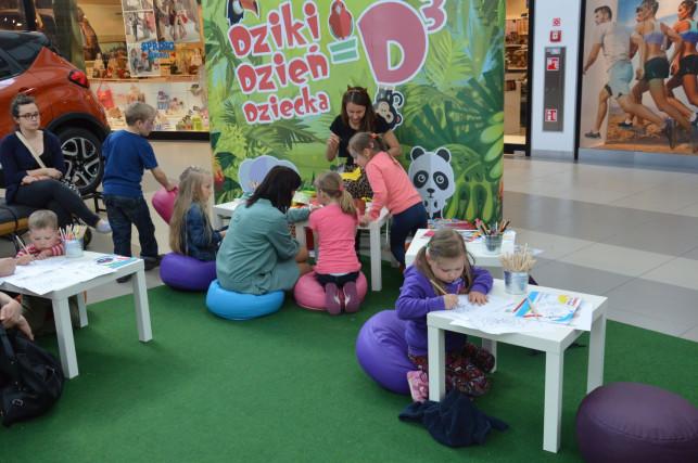 Dzień dziecka w marcredo Center Kutno - Zdjęcie główne