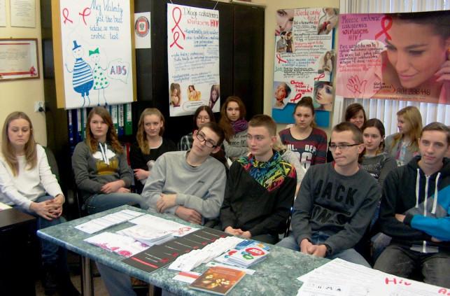 Rozmawiali nt. profilaktyki HIV/AIDS - Zdjęcie główne
