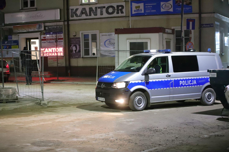 Bójka w centrum Kutna. Policja zatrzymała trzech 17-latków - Zdjęcie główne