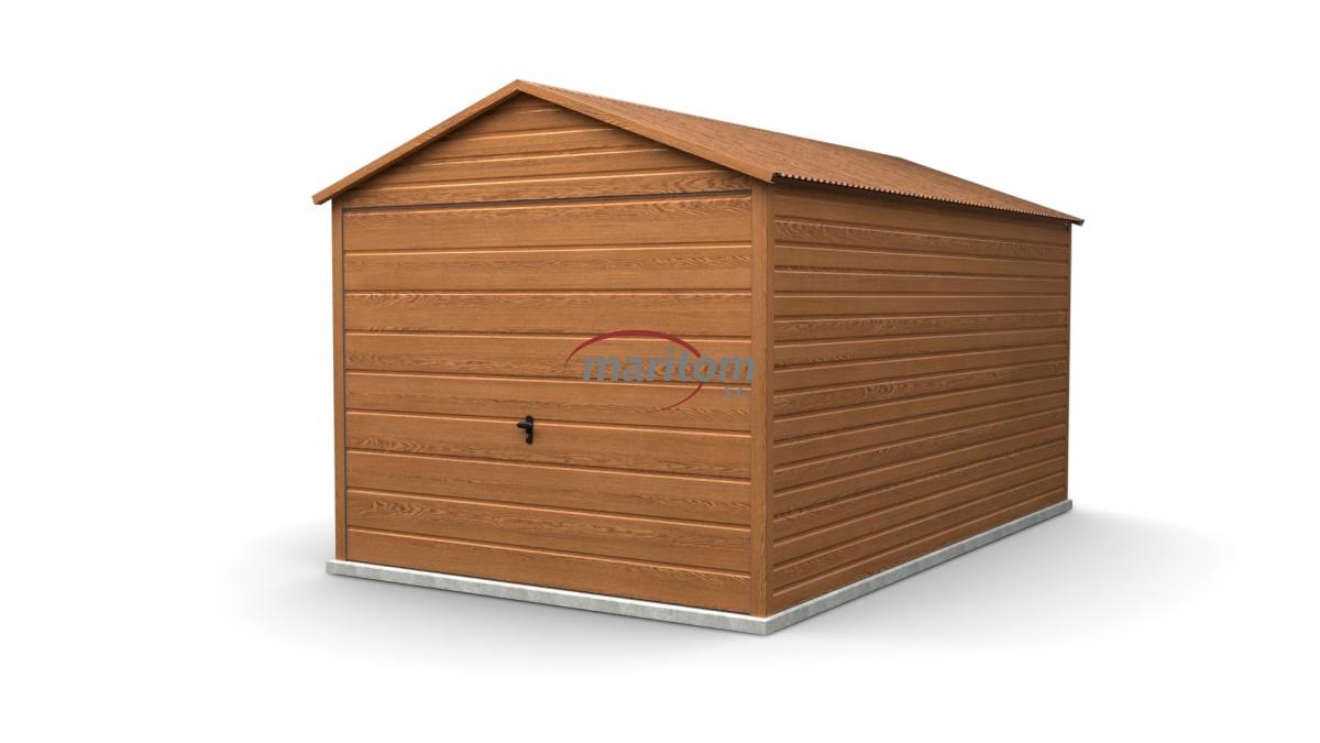 Dlaczego warto wybrać garaż wykonany z blachy? - Zdjęcie główne