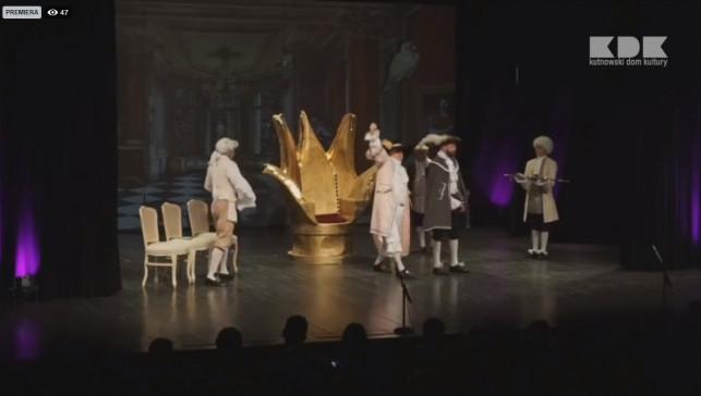 [NA ŻYWO] Kultura w czasie pandemii: oglądaj spektakl z KDK! - Zdjęcie główne