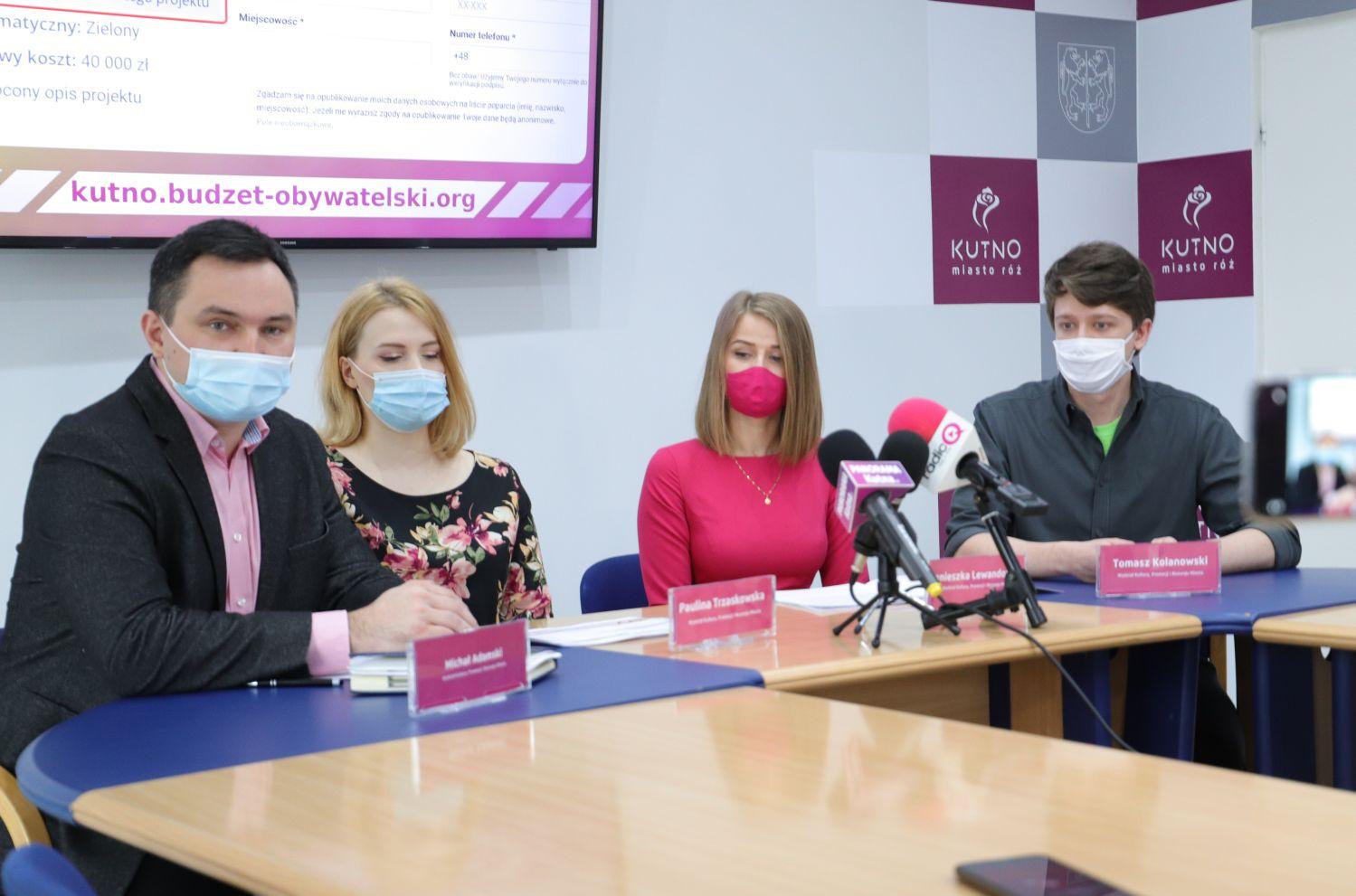 [ZDJĘCIA/WIDEO] Wyczekiwany powrót Kutnowskiego Budżetu Obywatelskiego. Urząd podaje szczegóły - Zdjęcie główne