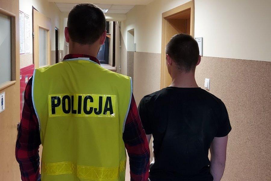 Sukces kryminalnych z kutnowskiej policji. Zatrzymanym mężczyznom grozi kilka lat więzienia [ZDJĘCIA] - Zdjęcie główne