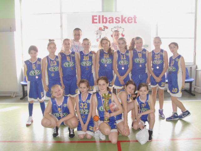 Sukces kutnowskich koszykarek - Zdjęcie główne
