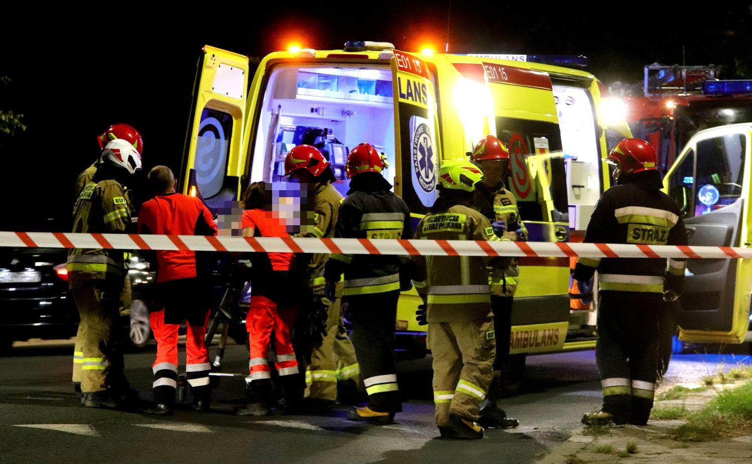 Kierowca skutera uderzył w słup. Policja komentuje śmiertelny wypadek w Kutnie [ZDJĘCIA] - Zdjęcie główne