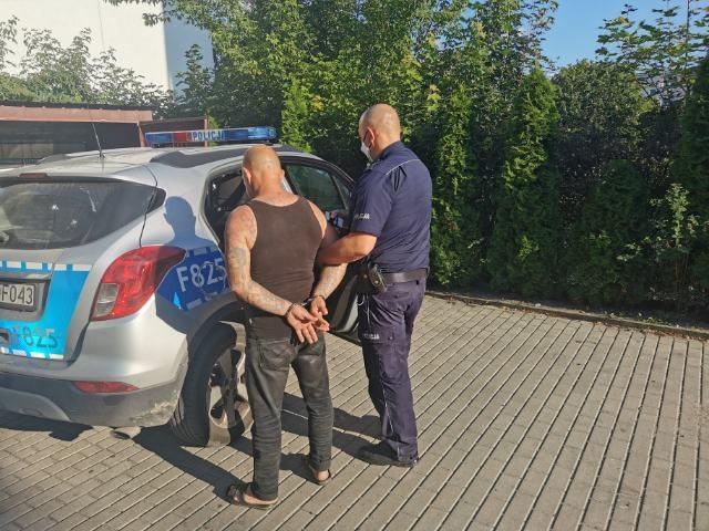 [FOTO] Dotkliwie pobił swojego znajomego dla... 150 złotych. Trafił do aresztu - Zdjęcie główne