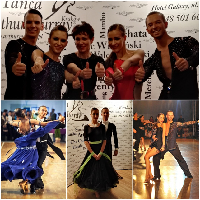 Tancerze z Kutna z tytułem mistrzowskim - Zdjęcie główne