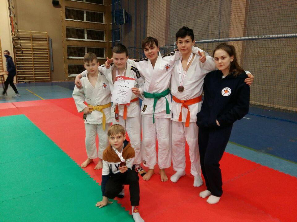 [ZDJĘCIA] Duży sukces kutnowskich judoków - Zdjęcie główne