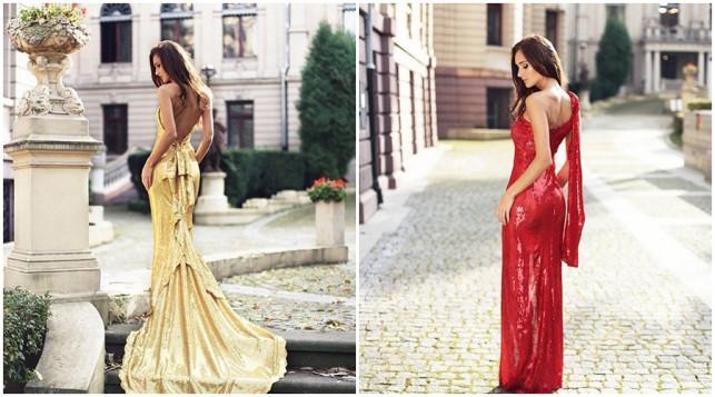 Kutnowskie kreacje na gali Miss Globe - Zdjęcie główne