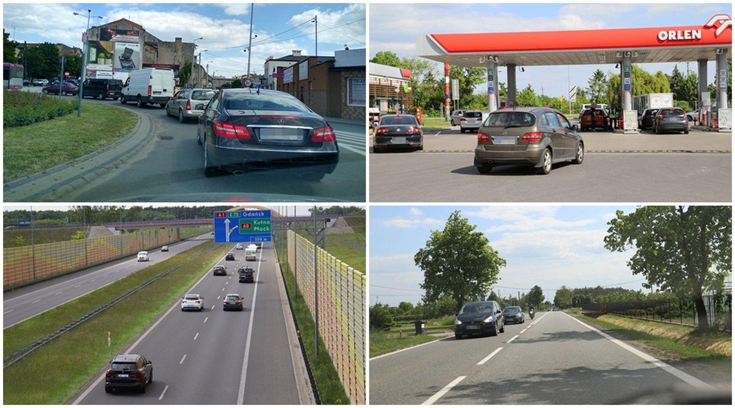 Kutnianie wyjeżdżają na długi weekend. Jaka sytuacja na drogach w mieście i okolicach? [ZDJĘCIA] - Zdjęcie główne