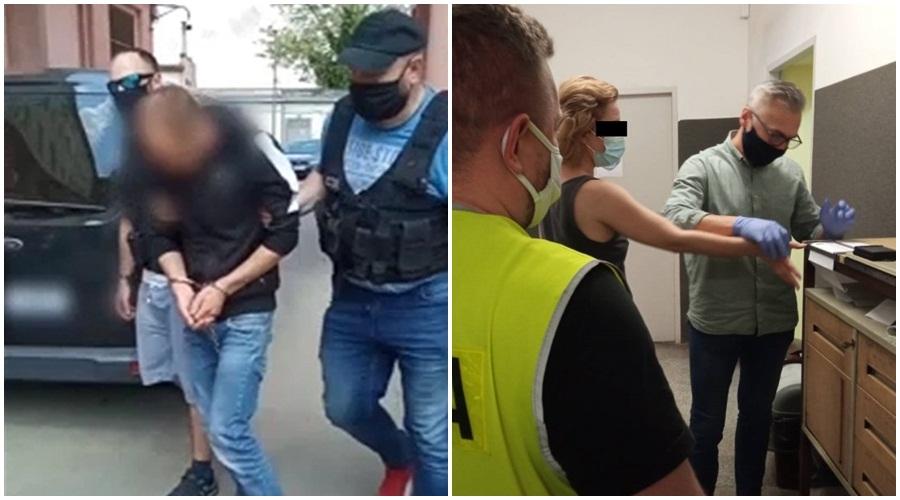Brutalny napad, zabójstwo mężczyzny, pobicie jego żony. Są zdjęcia i film z zatrzymania Ukraińców [FOTO/WIDEO] - Zdjęcie główne