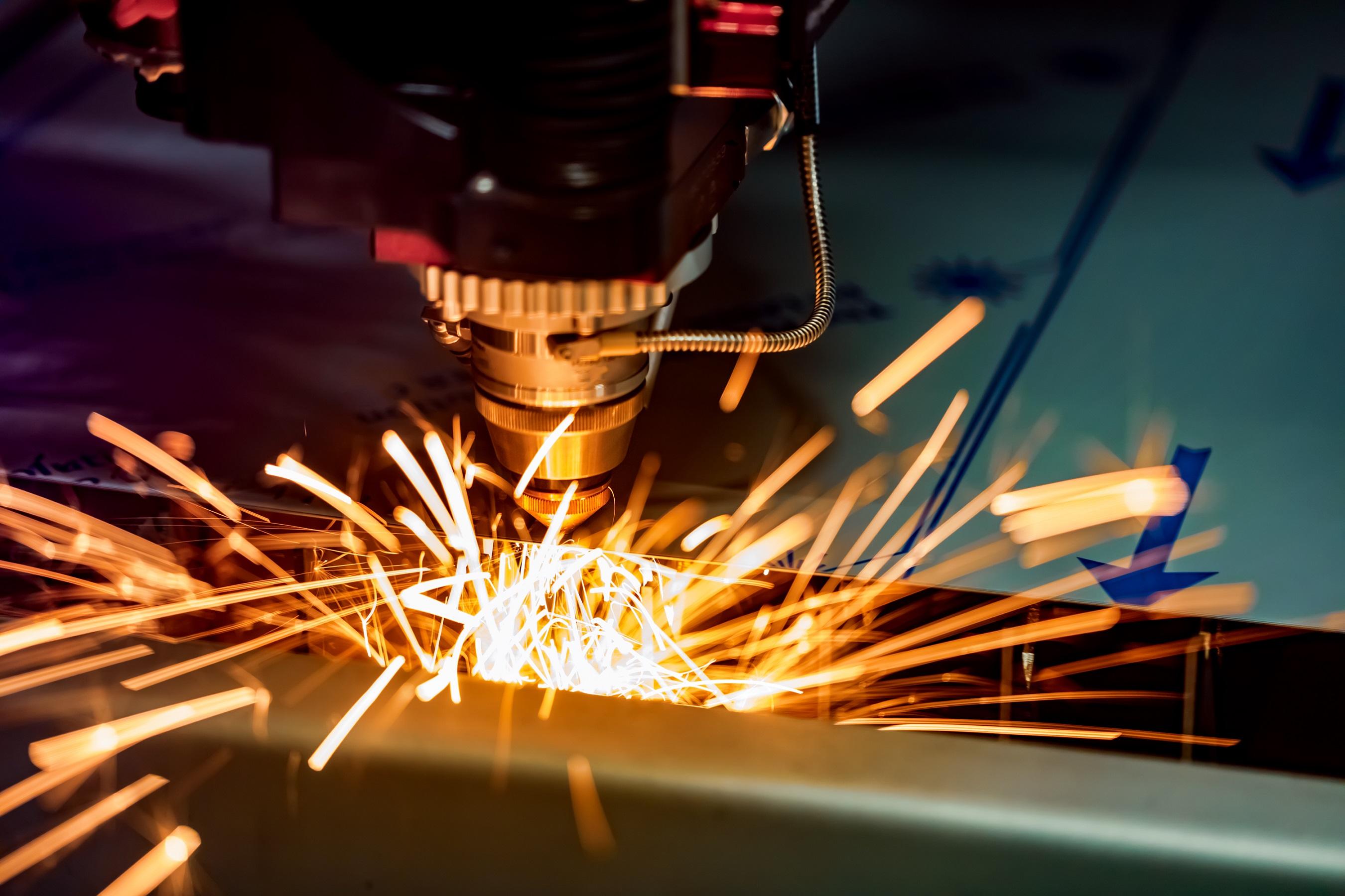 Zastosowanie lasera - Zdjęcie główne