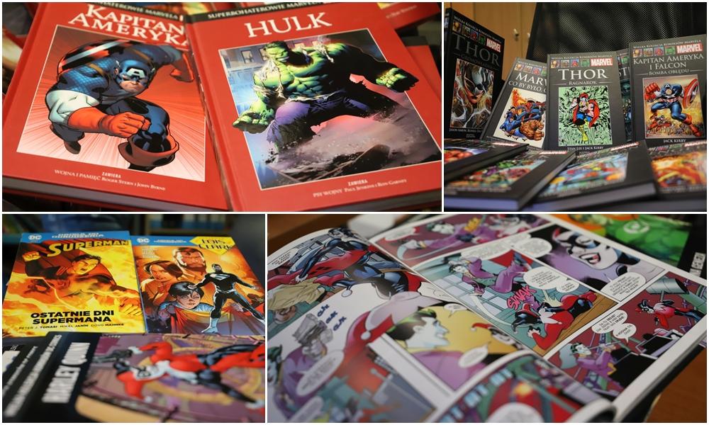 [FOTO] Kutnowska biblioteka ma swojego tajemniczego superbohatera. Zostawił komiksy warte tysiące zł! - Zdjęcie główne