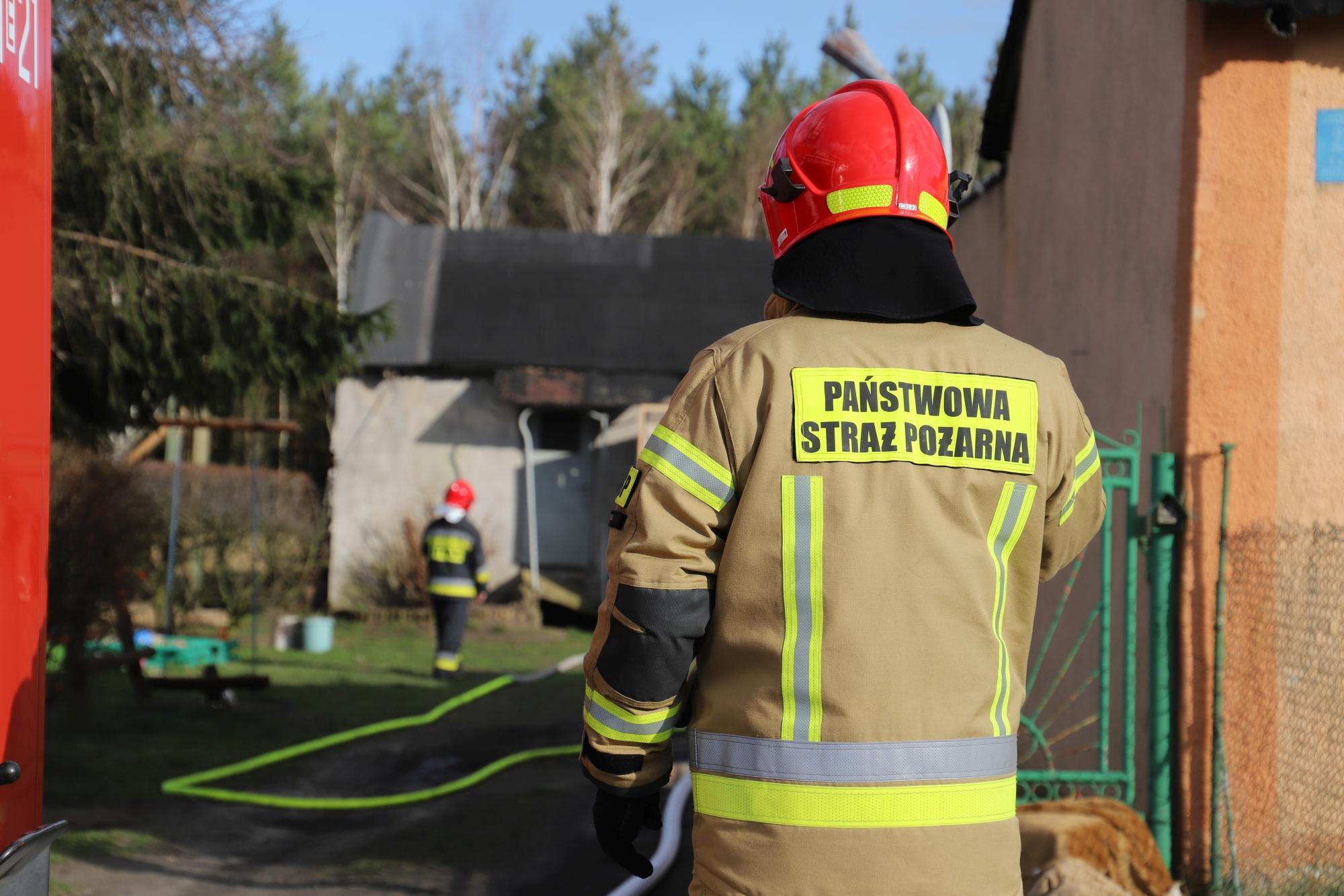 Strażacy będą zarabiać więcej? Trwają konsultacje w sprawie nowych dodatków - Zdjęcie główne