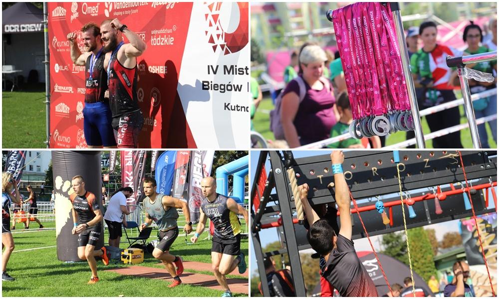 Wielkie sportowe emocje w centrum Kutna! Trwają Mistrzostwa Polski Biegów Przeszkodowych [ZDJĘCIA] - Zdjęcie główne